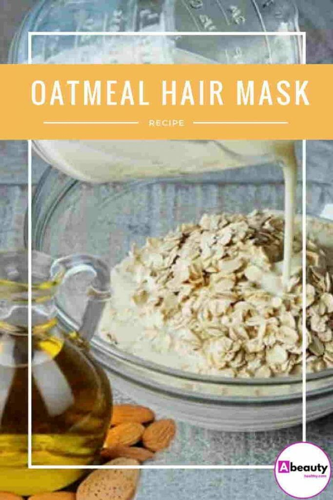 Oatmeal Hair Mask