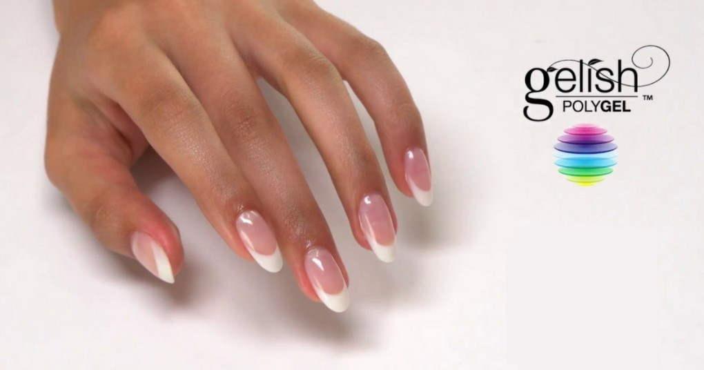 SNS nail polish
