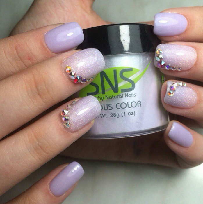 SNS nail reviews