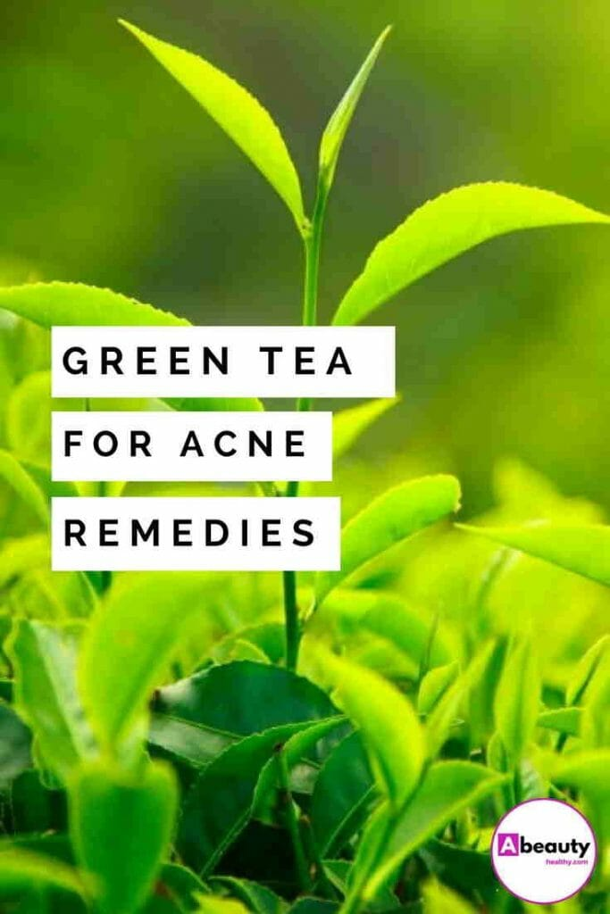 Green Tea For Acne