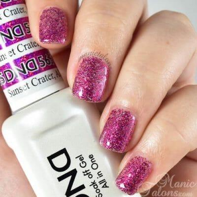 Daisy Nail Design (DND) Gel Polish Reviews 2018: Gel Polish Colors