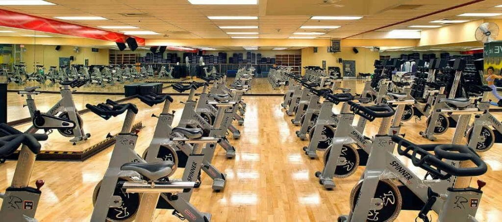 24 Hour Fitness membership
