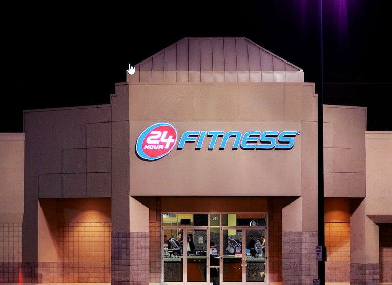 24 Hour Fitness classes