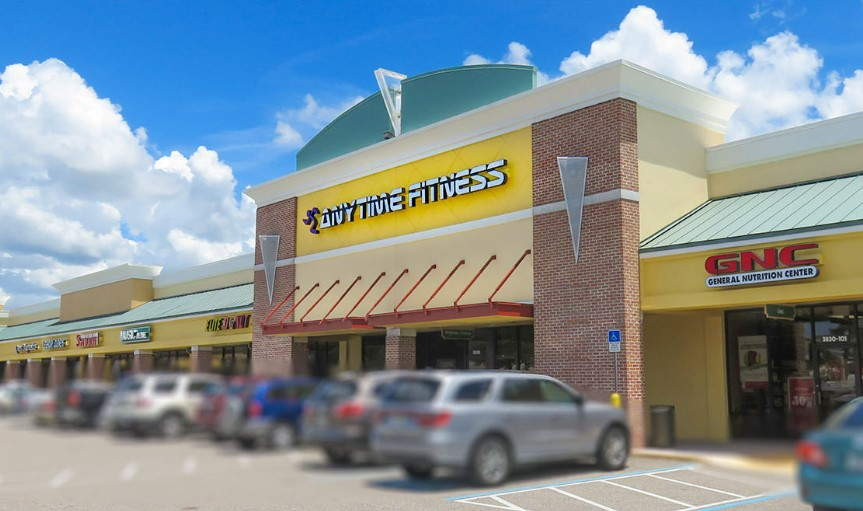 Anytime Fitness guide