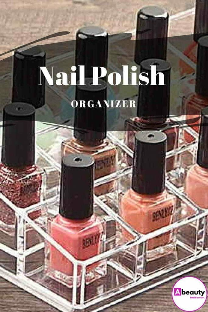 Top 5 best nail polish organizer 2018 reviews compare buy save if youre a fan of nail polish and use it for yourself at home or at work then you know just how difficult it can be to keep all your polishes organized solutioingenieria Gallery