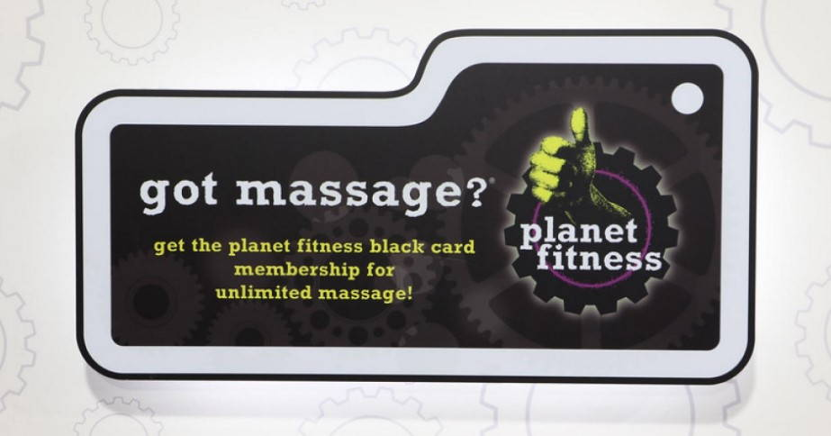 Planet Fitness Black Cards