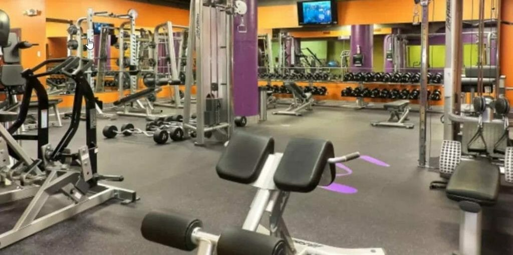 anytime fitness membership
