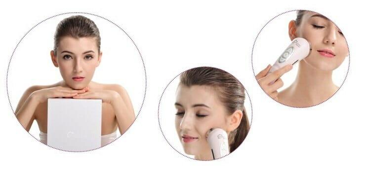 microcurrent facial machine reviews