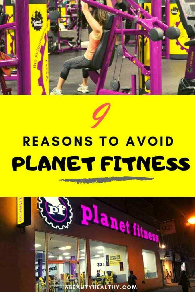 9 reasons to avoid planet fitness