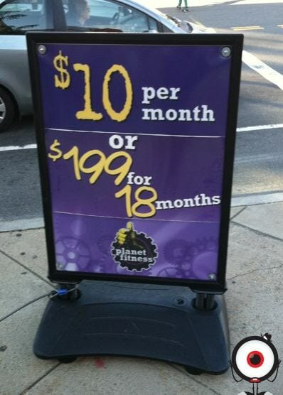 Fees planet fitness