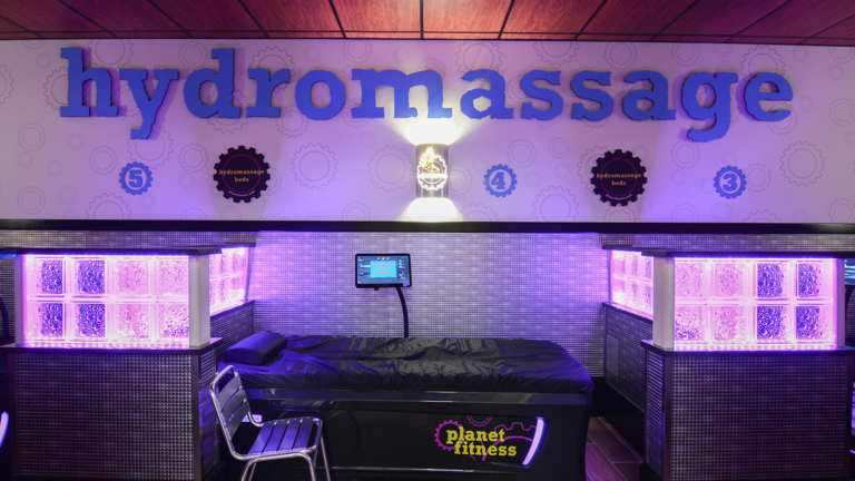 planet fitness HydroMassage
