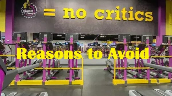 reason to avoid planet fitness