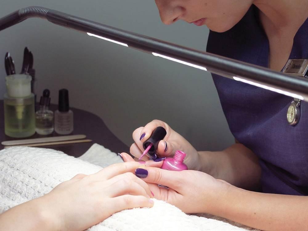 Best Manicure Table Lamp