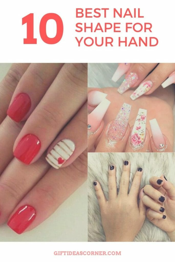 10 Best Nail Shape  ideas