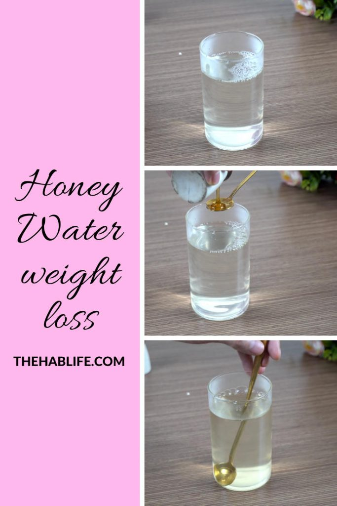 Honey Water to Lose Weight