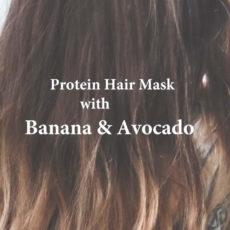 How To Make Moisturizing Hair Mask | Treatments Dry Hair