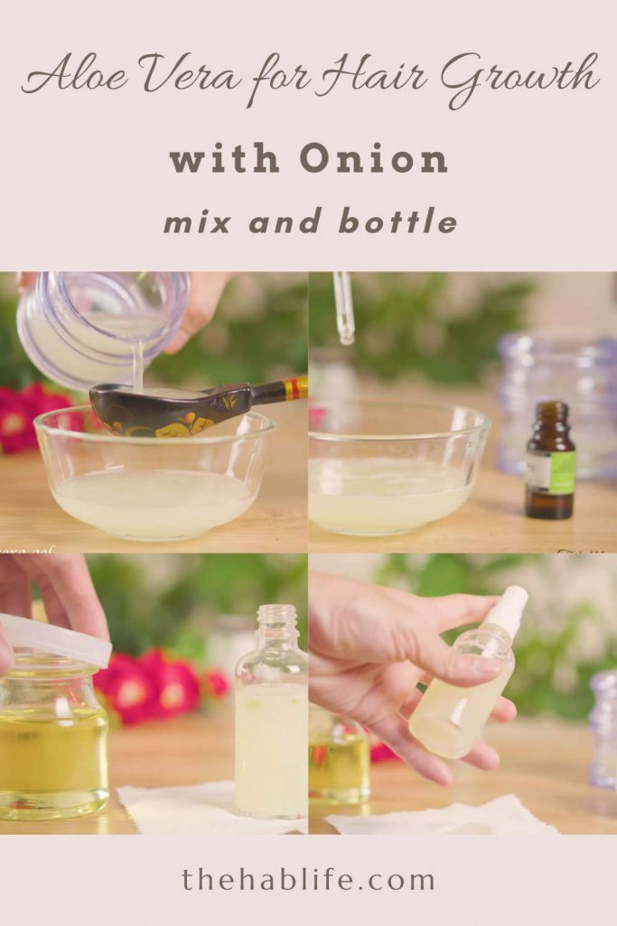 mix and bottle