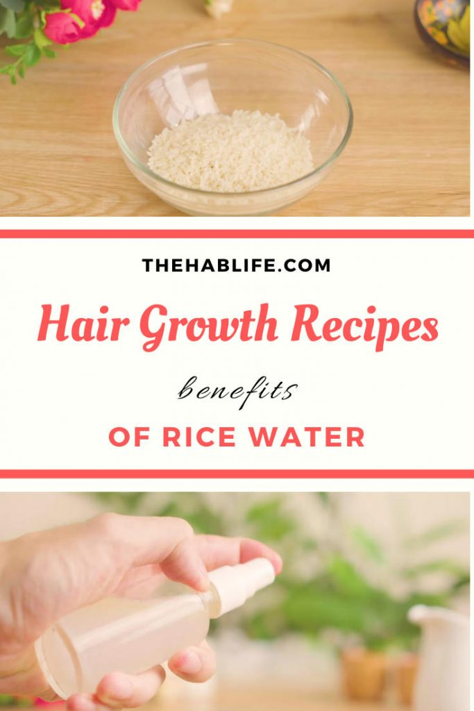 benefits of rice & castor oil for hair growth