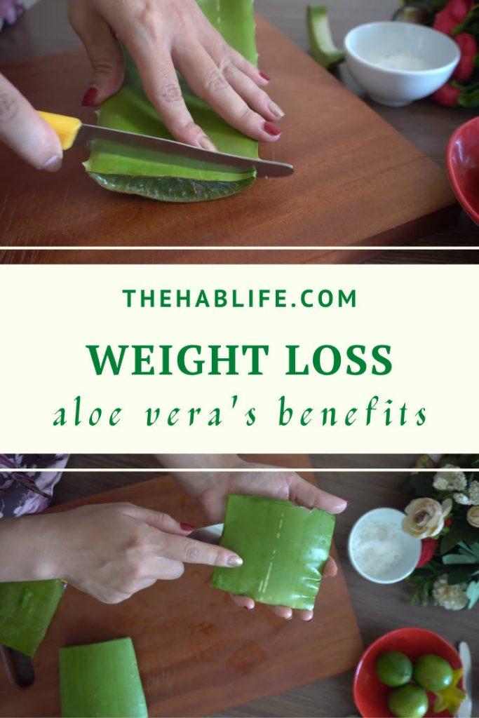 aloe vera benefits for diet