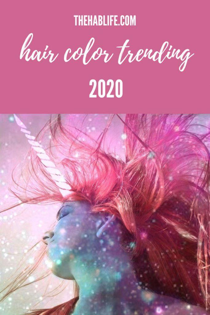 best hair colors in 2020