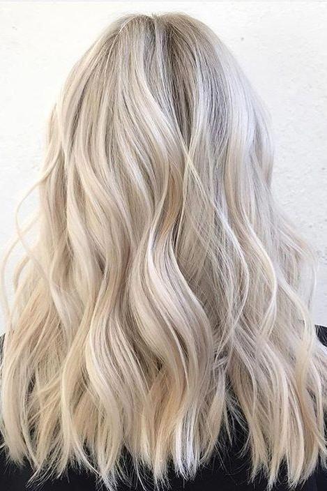 Bright Blonde Trend 2020