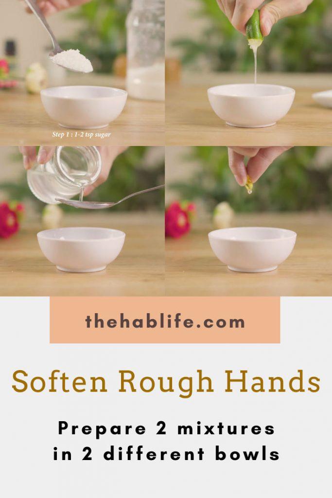 recipe for soft hands