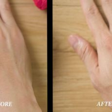 Soften Rough Hands | Only 1 Night!