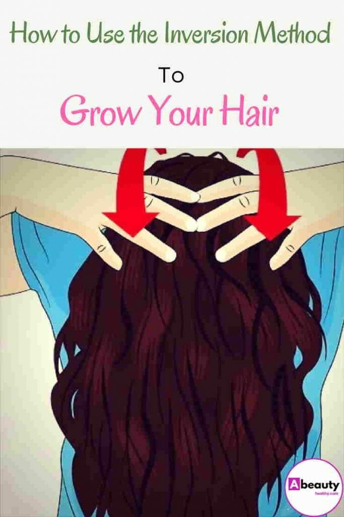 nversion method hair growth