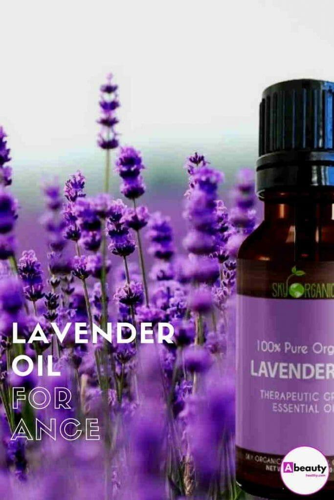 Lavender Oil For Acne