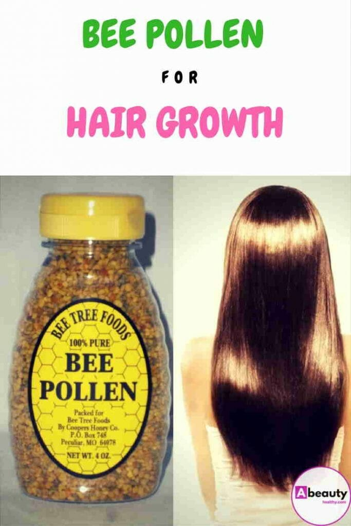 Bee Pollen for Hair Growth