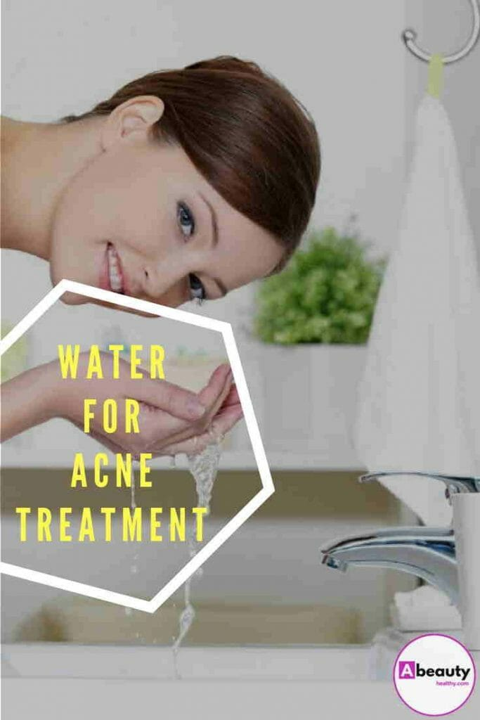 Water And Acne