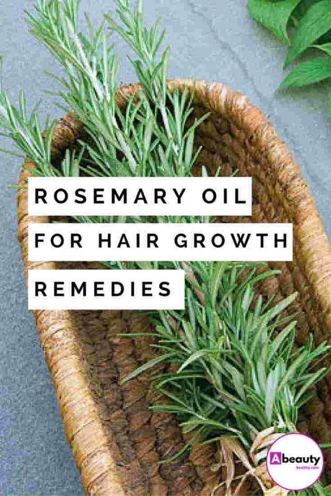 Rosemary Oil for Hair Growth_