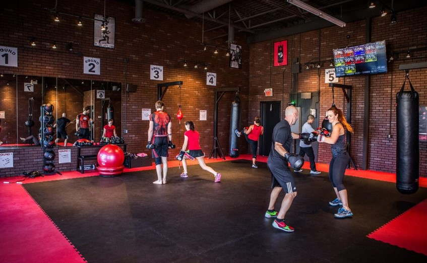 9 Round Fitness Membership