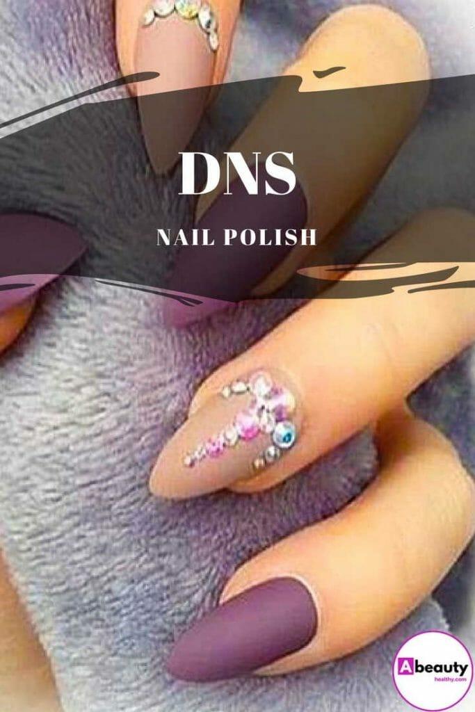 DND nail polish supply