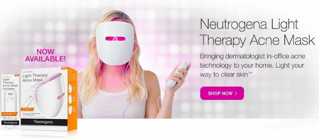 Neutrogena Light Therapy Mask Reviews