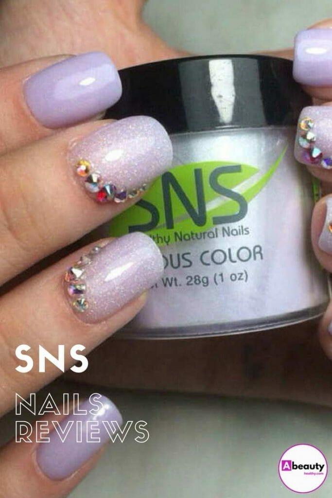 SNS Nails Reviews