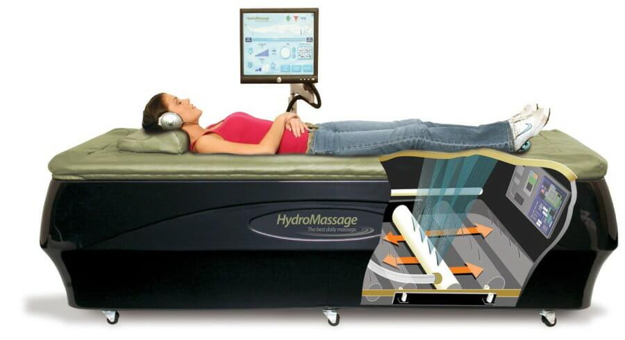 What is Hydro Massage-Hydromassage beds