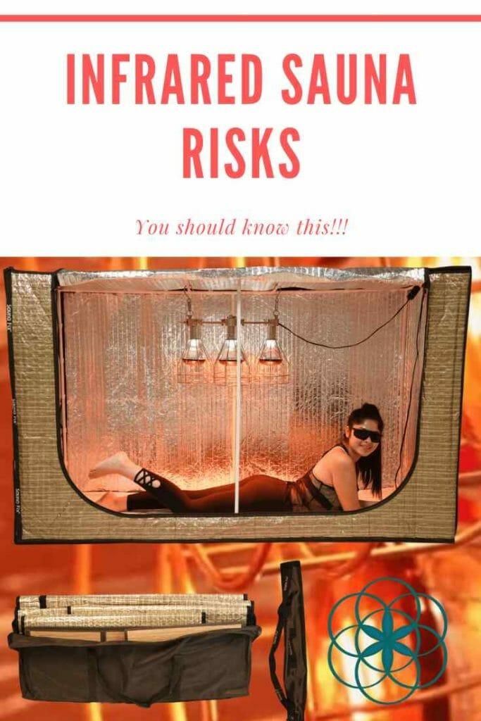 infrared sauna risks