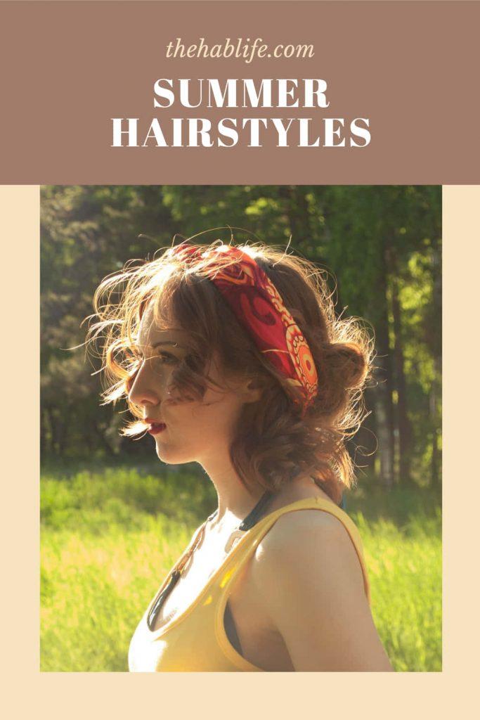 Summer Hairstyles | Easy & Pretty Hair for Summer
