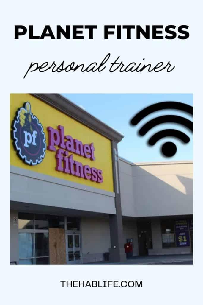 Planet Fitness WIFI