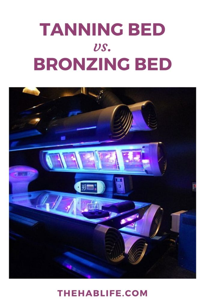 4 Differences Between Tanning Beds and Bronzing Beds